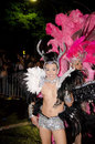 Participant in Sydney Gay Mardi Gras Parade Royalty Free Stock Photography