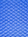 Particular type of tissue with rhombus high resolution photo Royalty Free Stock Image