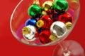 Partido de feriado Imagens de Stock Royalty Free