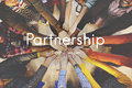 Partnership Agreement Business Collaboration Concept