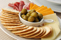 Party Appetizers Royalty Free Stock Images