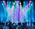 Party background party, disco, dance, scene easy all editable Royalty Free Stock Photo