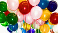 Party Balloons Royalty Free Stock Photography