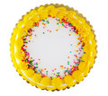 Party cake 2 Royalty Free Stock Photography