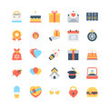 Party and Celebration Vector Icons 4
