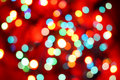 Party colored lights Royalty Free Stock Photo