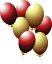 Party decor balloon Stock Images