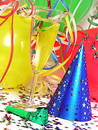 Party Favors Royalty Free Stock Photo