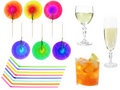 Party Set Royalty Free Stock Photography