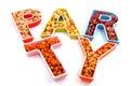 Party snacks Royalty Free Stock Photo