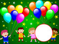 Party Time for Kids [2] Royalty Free Stock Photography