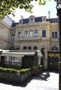 Paryż august restaurant louis xxv w paris Zdjęcie Stock