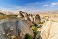 Pasabag Fairy Chimneys in Cappadocia. Turkey Royalty Free Stock Photo