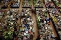 Pasar siti khadijah kota bharu kelantan is malaysias most famous market situated in on the east coast Stock Photo