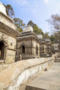 Pashupatinath Temple, Kathmandu, Nepal Royalty Free Stock Photography