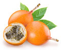 Passion de fruit Image stock