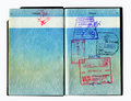 Passport Stock Photos