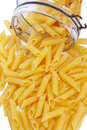 Pasta detail Royalty Free Stock Photo