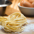 Pasta fresh Royalty Free Stock Photo