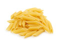 Pasta isolated on white background Royalty Free Stock Photo
