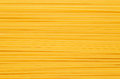Pasta long yellow closeup Stock Photos