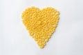 Pasta macaroni isolated on white background Royalty Free Stock Photo
