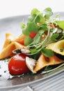 Těstoviny salát