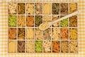 Pasta variation. Stock Photo