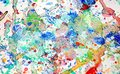 Colors, painting splashes, colorful pastel background, abstract colorful texture Royalty Free Stock Photo