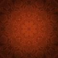 Pastel brown lace ornamentŒ