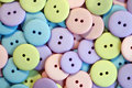 Pastel Buttons Stock Photo
