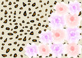Pastel-colored Flowers On Anim...
