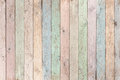 Pastel colored wood planks texture or background Royalty Free Stock Photo