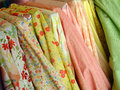 Pastel Fabric Royalty Free Stock Image