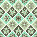 Pastel graphic seamless patterns Royalty Free Stock Photography