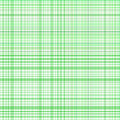 Pastel green stripes plaid Stock Photography