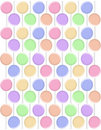 Pastel lollipops backgrounds Stock Images