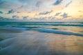 Pastel Ocean Sky