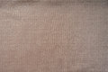 Pastel pinkish beige polyester fabric Royalty Free Stock Photo