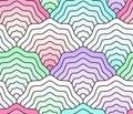 Pastel Scales Seamless Pattern...
