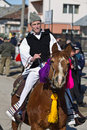 Pastele Cailor(Horses Easter) Festival Royalty Free Stock Photography