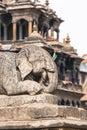 Patan Durbar Square, Kathmandu, Nepal. Royalty Free Stock Photo