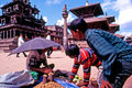 Patan - Nepal Stock Photography