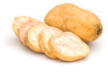 Patates douces Photo stock