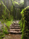 Path to Fort Lohgad-III Royalty Free Stock Photo