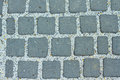 Pathway pattern of pave brick rectangular background road Royalty Free Stock Images