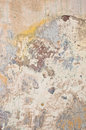 Patina wall art close up of old Royalty Free Stock Photo