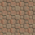 Patio Pavers Stock Photography