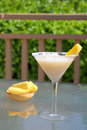 Patio pina colada Royalty Free Stock Photography