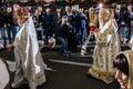 Patriarch Filaret. Easter 2014 in Ukraine 22.04.2014 // St Volod